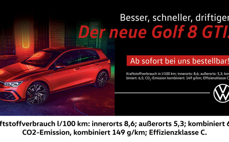 Der neue Golf GTI